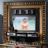 Панель для TV The Frame Gold/Silver Eyes - Home Cinema; Фабрика Vismara