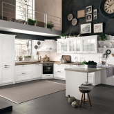 Кухня Beverly Contemporary; Фабрика Stosa cucine