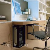 Библиотека Home Office; Фабрика Olivieri