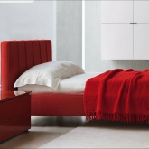 Кровать Wave single bed; Фабрика Molteni & C