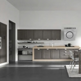 Кухня Quadra Plus [b]; Фабрика Aerre Cucine