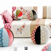 Диван Sushi collection [a]; Фабрика Moroso