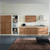 Кухня Quadra Plus [c]; Фабрика Aerre Cucine