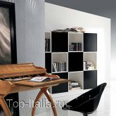 Шкаф Bookcase in modules; Фабрика Carpanelli Contemporary