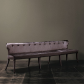 Скамья Guendalina Bench; Фабрика Rugiano