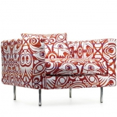 Кресло Boutique Eyes Of Strangers; Фабрика Moooi