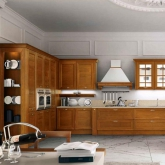 Кухня Dream Golden Lond; Фабрика Concreta cucine